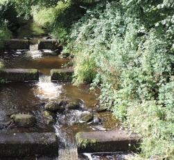Creek near Gortin