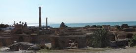 Roman Baths Carthage