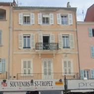 St Tropez dodging the crowds