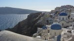 Oia and blue domes