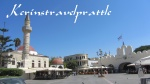 Kos main square