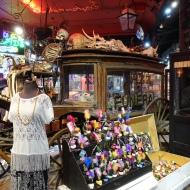 Shop selling all sorts of NO souvenirs