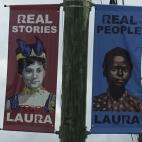 Laura Plantation signage