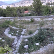 gardens with view of Mostar